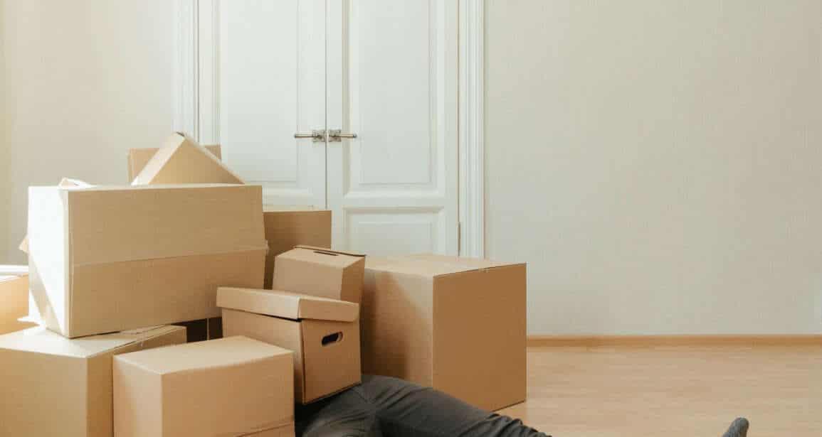 Ansia da trasloco, come evitare lo stress e il panico