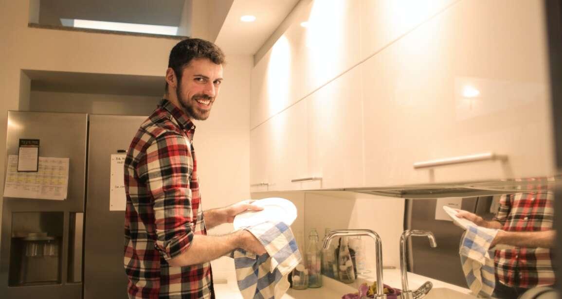 Il metodo per tenere sempre pulita la cucina
