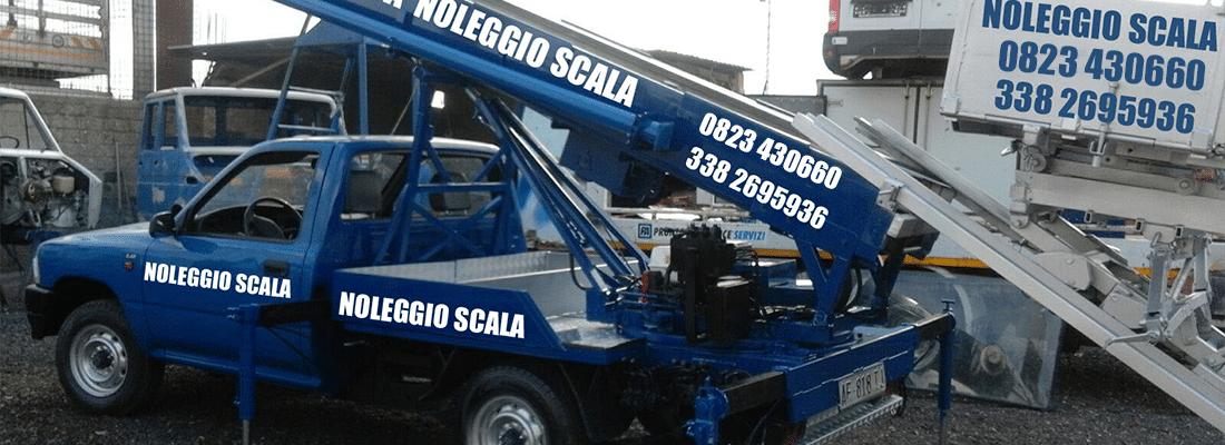 Da chi noleggiare le autoscale a Caserta